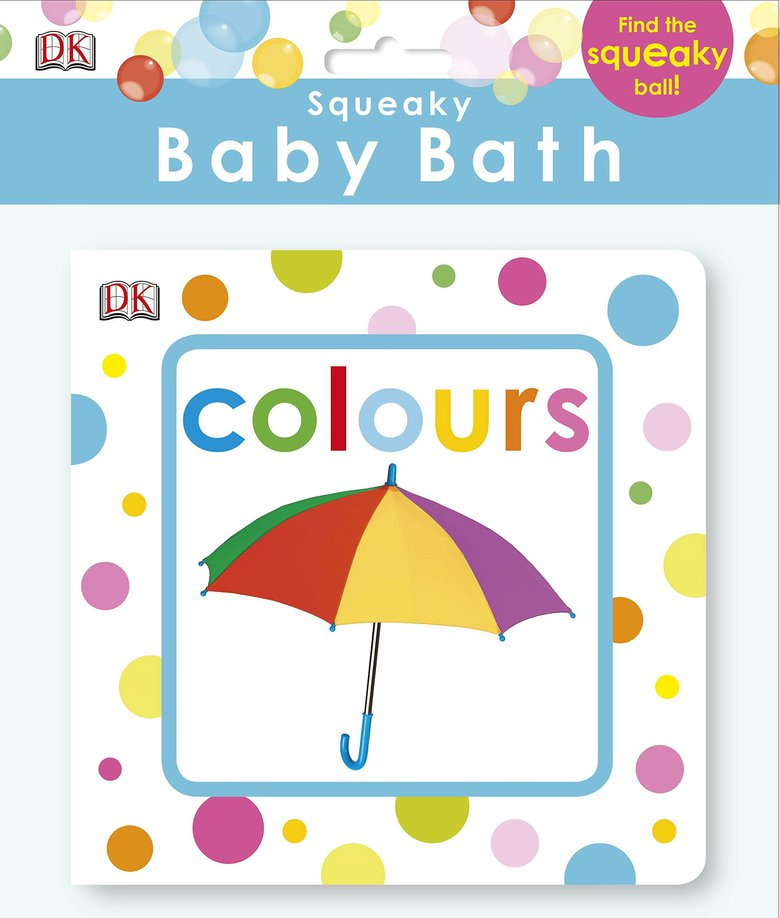 baby bath colours Ana Seixas