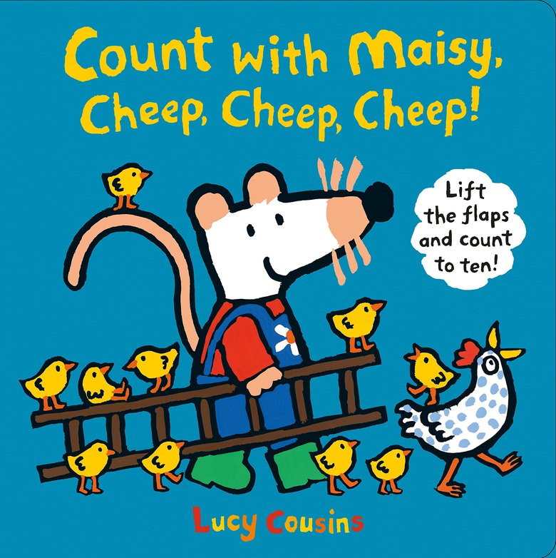 Count with Maisy Lucy Cousins