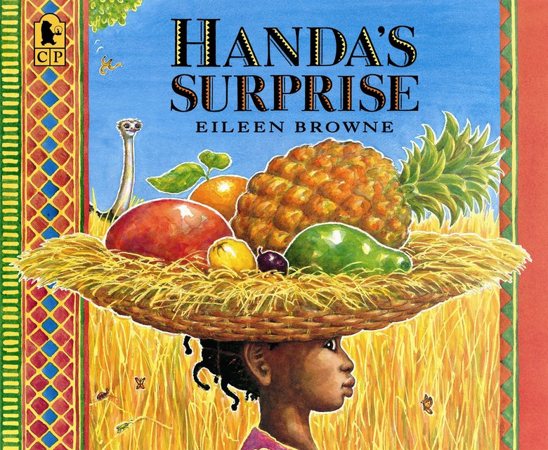 handas surprise eileen browne