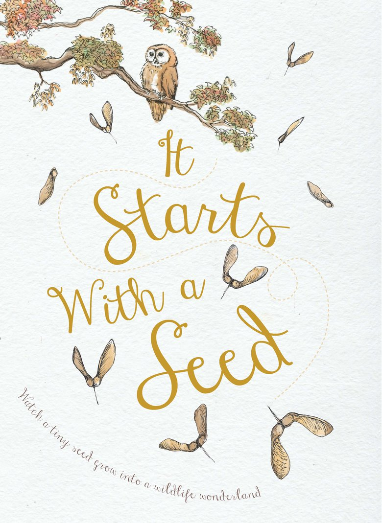 It starts with a seed Laura Knowles  Jennie Webber