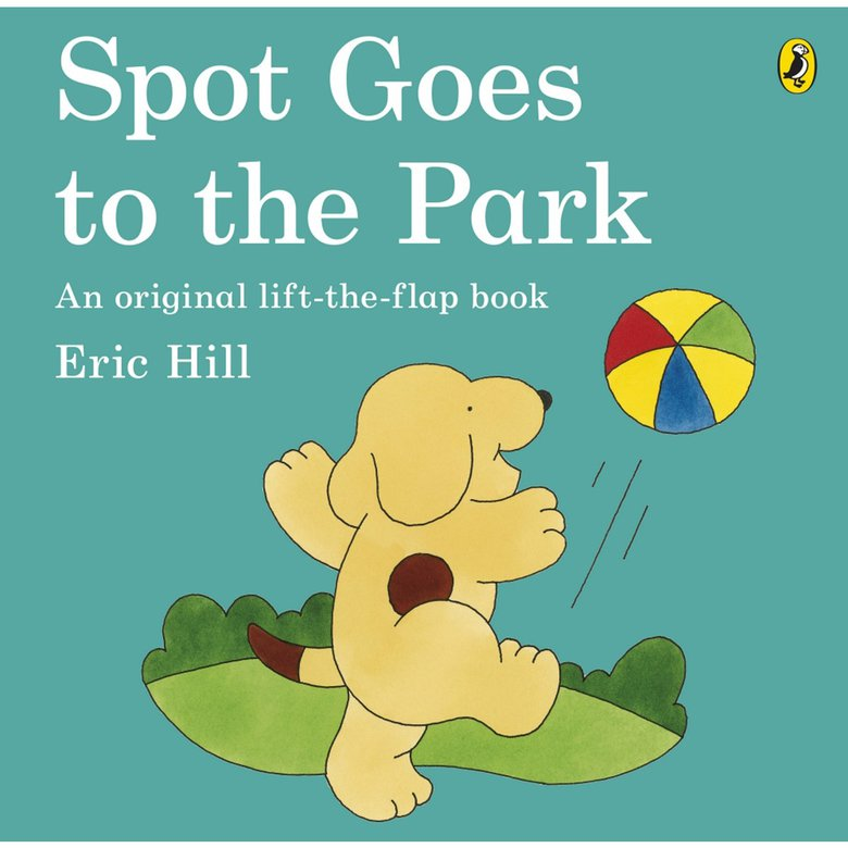 spot goes to the park eric hill